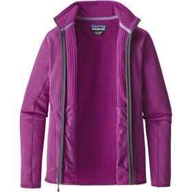Patagonia R1 Full-Zip Jacket Women Ikat Purple